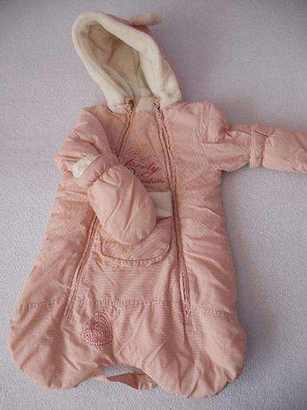 Śpiworek kurtka Coccodrillo roz. 68-74