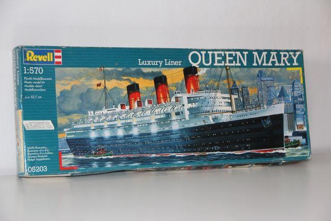 Model plastikowy do sklejania Queen Mary 05203