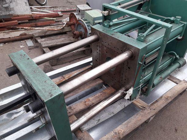 Prasa hydrauliczna siłownik hydrauliczny