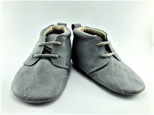 Sapatos Balancê Versailles Cinzento