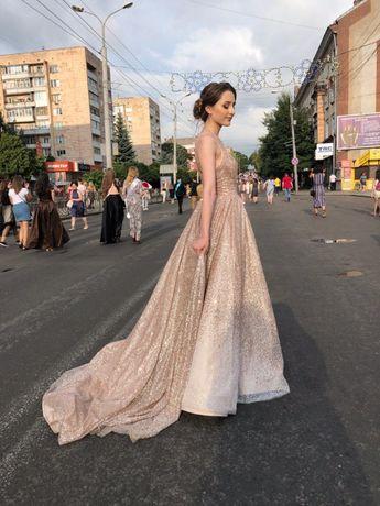 Продам розкішну випускну/вечірню сукню від Crystal Design