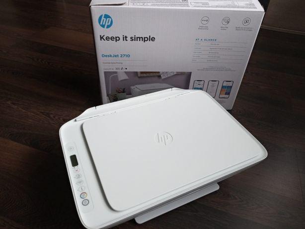 Drukarka Urzadzenie wielofunkcyjne 3w1 HP DeskJet2710
