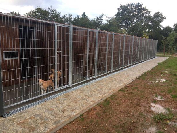 multiPet Canil / Residências Caninas cortiça