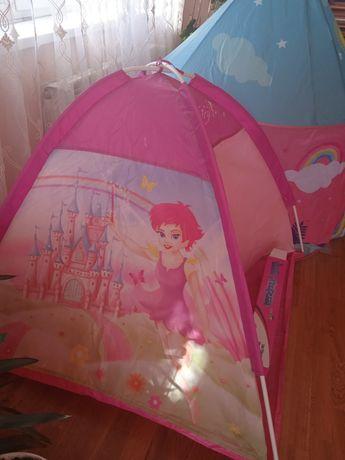 Продам дитячу палатку