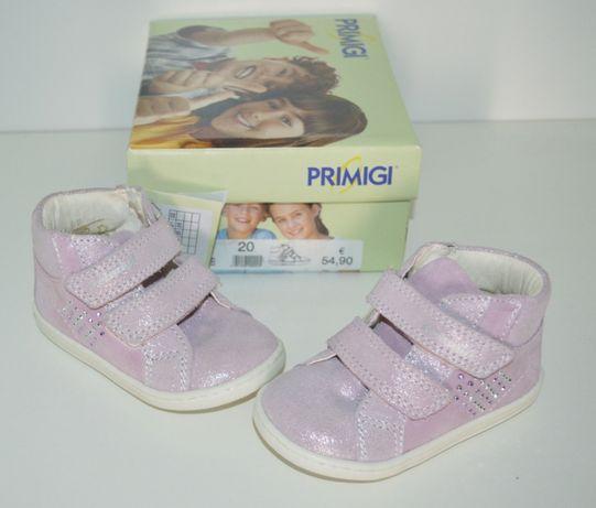 Черевички дитячі шкіряні нові фірми Primigi розмір 20(12,5см)