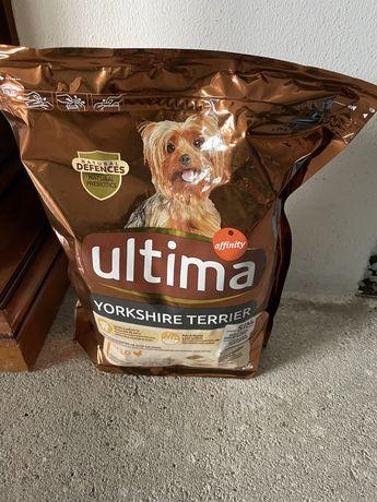 Ração Cão Ultima Yorkshire Terrier 800g
