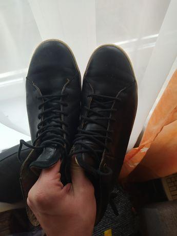 Кроссовки element кожа ботинки
