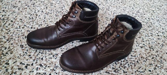 Зимові ботинки чоловічі