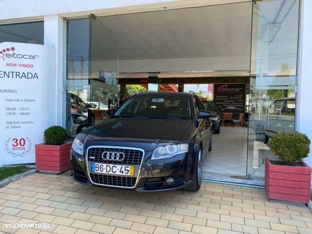 Audi A4 Avant 2.0 TDi quattro S-line