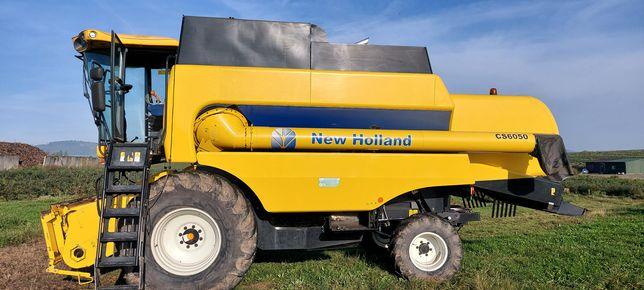 Kombajn zbożowy New Holland CS6050