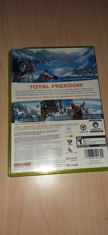Gra na xboxa 360 Shaun White Snowboarding