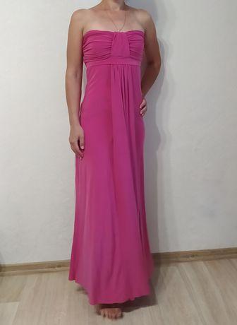 Платье нарядное 42-44 размер на выпускной свадьбу вечернее