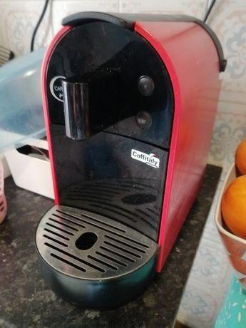 Máquina café sem depósito de água cápsulas pingo doce edição limitada