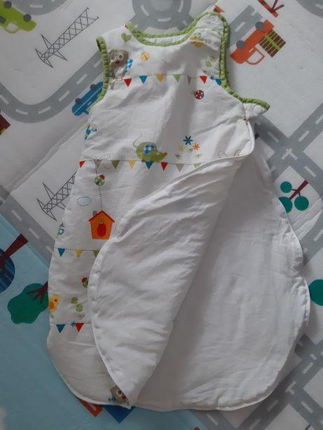 Детский спальный мешок спальник одеяло кокон
