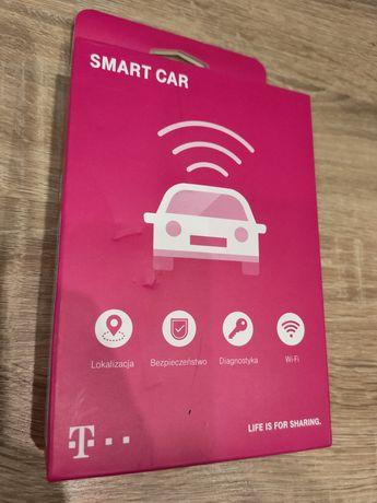 Smart car lokalizator GPS OBD2 z funkcją routera NOWY