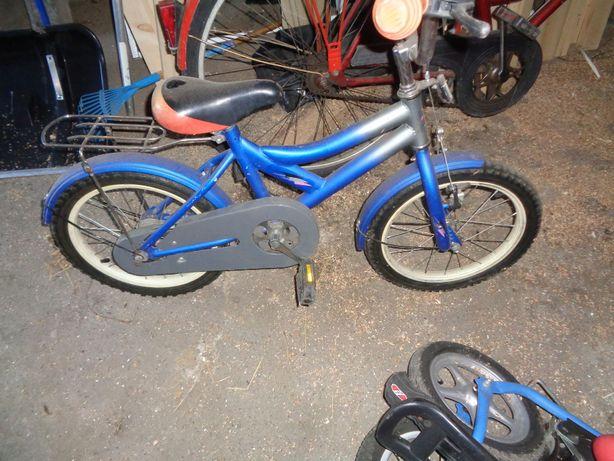 """Rower dziecięcy z lat 90-tych 16"""""""