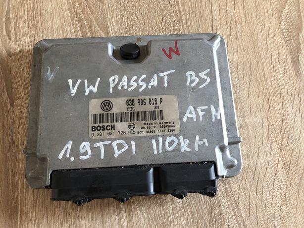 Komputer, sterownik silnika Passat B5 1.9 tdi 110KM