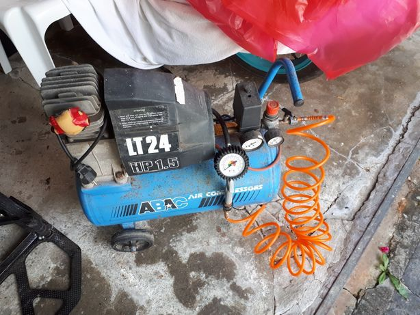 Compressor ABAC 24L 1.5HP