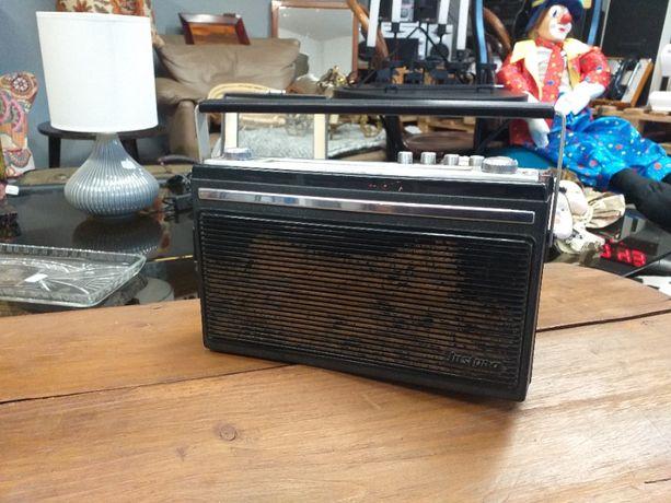 Stare Radio Unitra Diora JUSTYNA lata 70 !!!