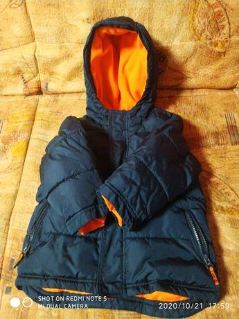 Осенняя куртка ON