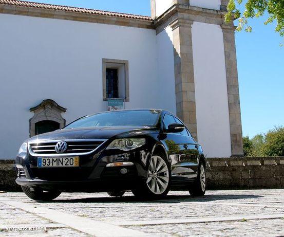 VW Passat CC 2.0 TDi BlueMotion