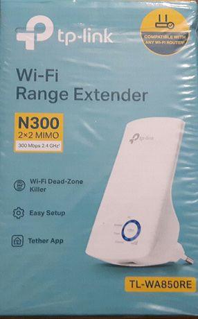 wzmaczniacz sygnału, tp-link . Wi-Fi-N -300 Mbp.