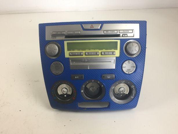 Mazda 2 II Demio Radio CD Oryginalne Ramka