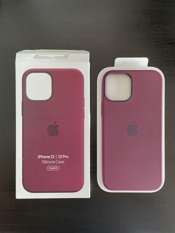 Capa iPhone 12/12 Pro - Ameixa - NOVA