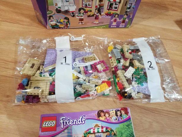 Lego pizzeria 41131