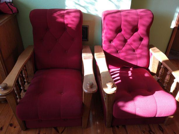 Sprzedam duże fotele