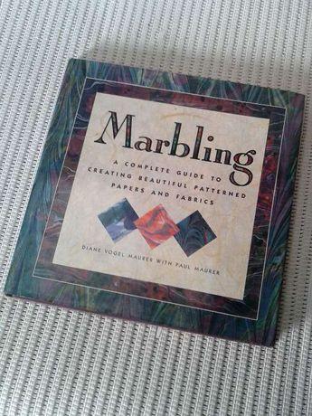 Marbling - Guia para criar efeitos de mármore sobre papel