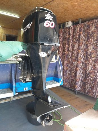 Лодочный мотор Mercry-60лс.