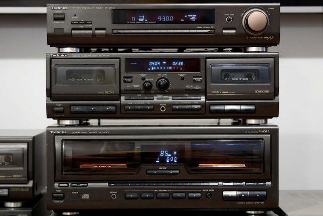 Technics Magnetofon dwukasetowy Deck RS-TR575
