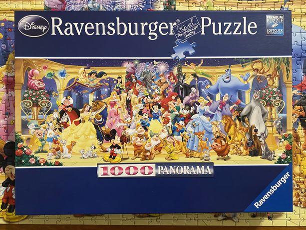 Puzzle Ravensburger 1000 Disney