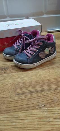 Buty przejściowe,ocieplane Deichmann 23 (14,5cm)