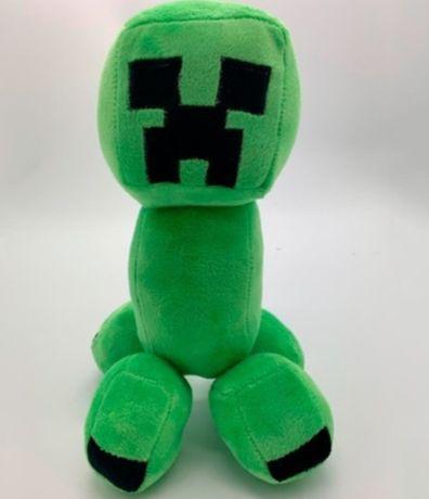 Мягкая игрушка Крипер Minecraft  25 см