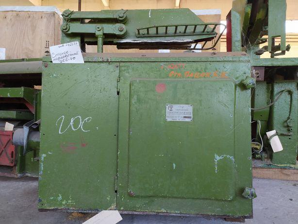 Продам станок промышленный торцовочный (распилочный) ЦКБ-40
