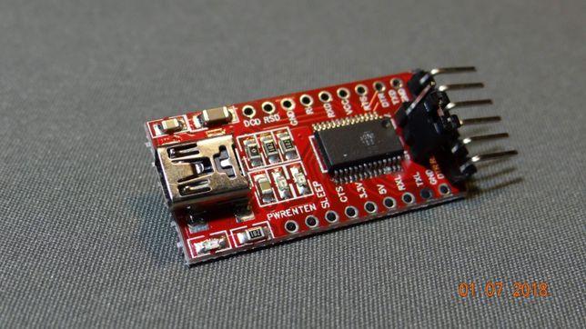 USB - UART TTL FT232RL конвертер