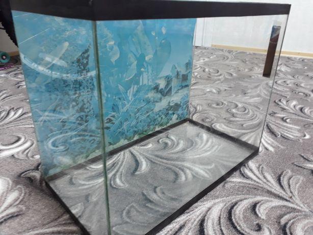 Аквариум  стеклянный 40 л.