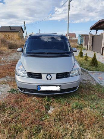 Renault E-space, рено Е-спейс