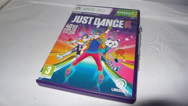 Gra do XBox 360 Just Dance 2018 nauka tańca tańczenie do Kinect XBox