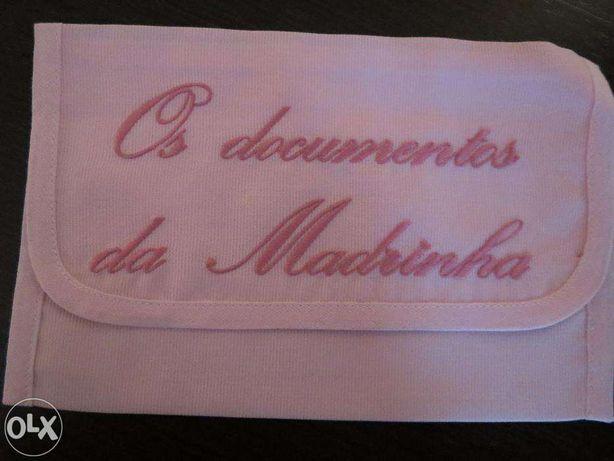 Os documentos Madrinha