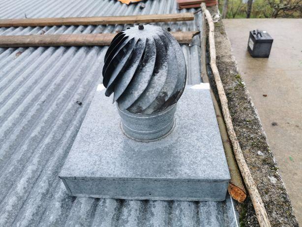 Girandolas / extractores/ ventiladores para chaminés