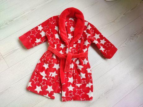 Детский махровый халат miniclub 86-92 1.5-2 года