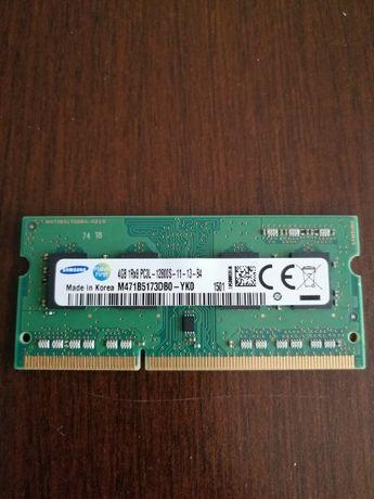 RAM Samsung 4GB 1Rx8 PC3L-12800S-11-13-B4