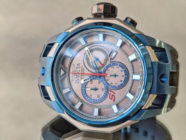 Оригинальные титановые швейцарские часы Invicta S1 16814 Ronda 5040.D