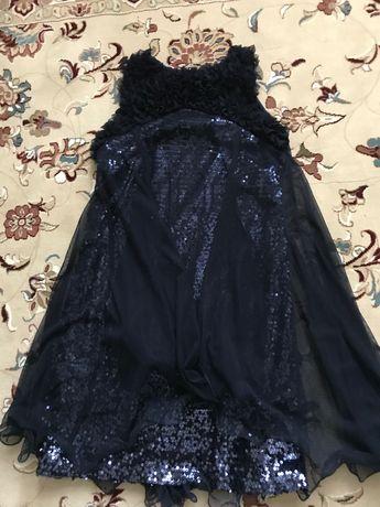 Шикарное платье на девочку  подростка