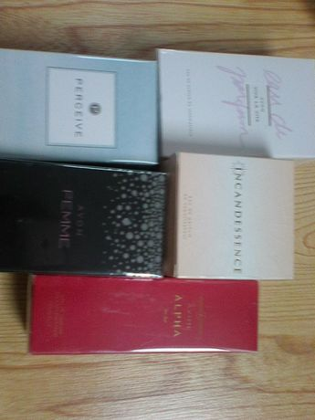 perfumy avon po 30zł wyprzedaż