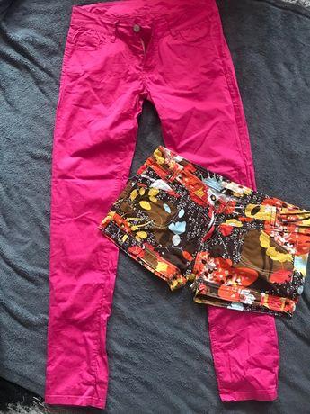 Spodnie spodenki puma wrangler i inne nowe