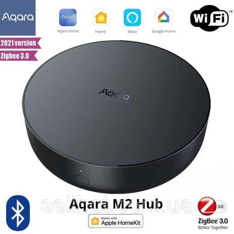 ⫸Шлюз Xiaomi Aqara Hub M2 Gateway ZHWG12LM Apple HomeKit ZigBee 3.0